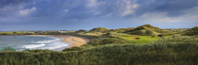 Golf Course Image - Trump International Golf Links Doonbeg No. 6