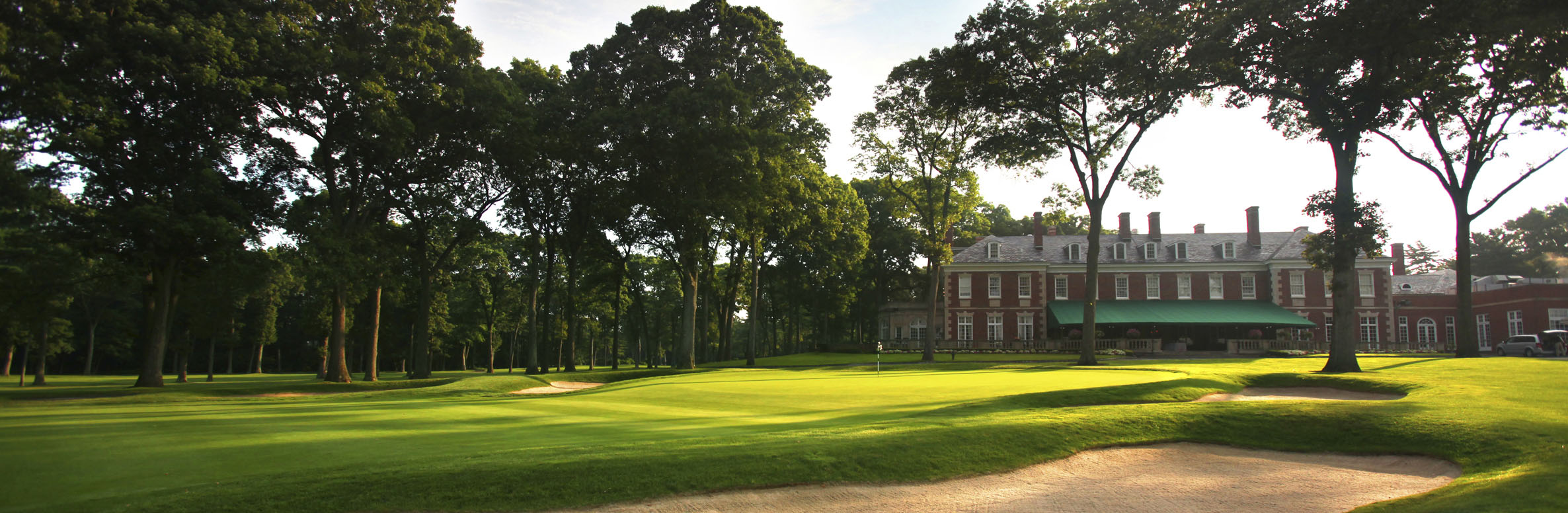 Golf Course Image - Muttontown Club No. 18