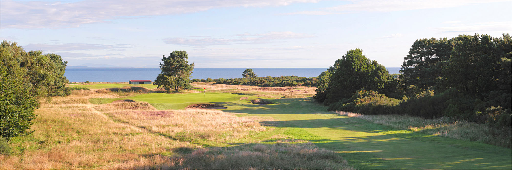 Golf Course Image - Nairn No. 14