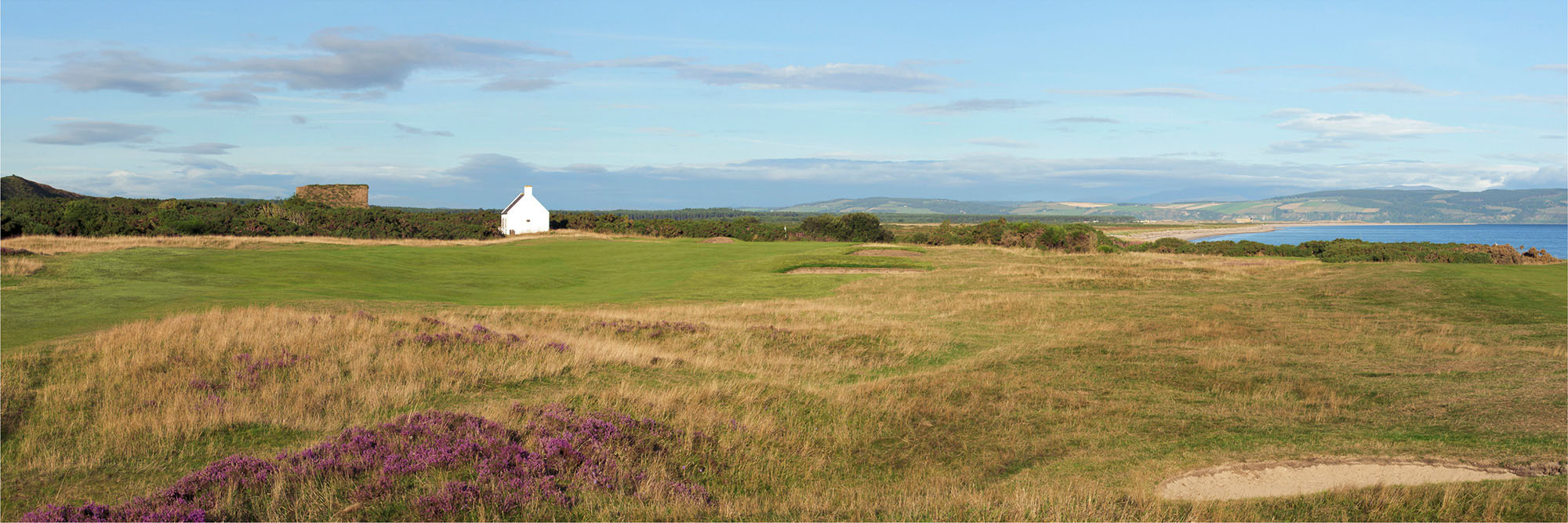 Golf Course Image - Nairn No. 9