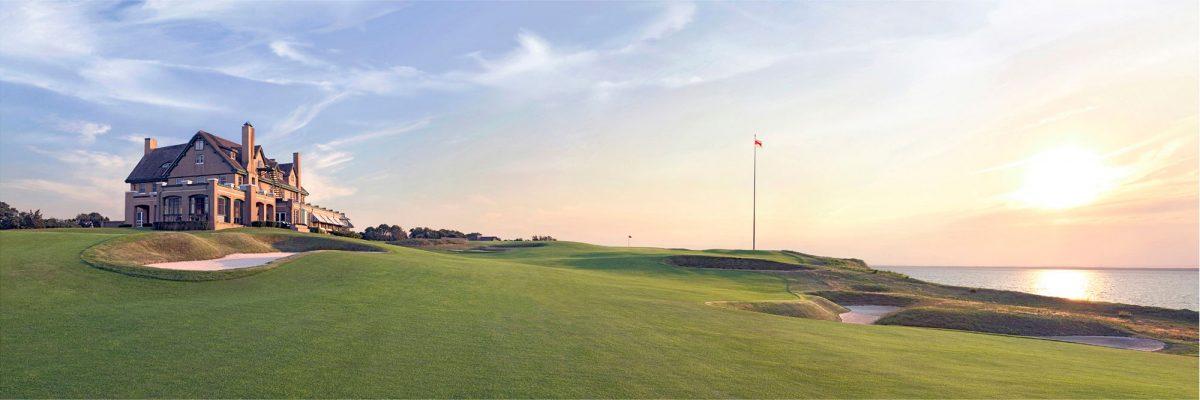 National Golf Links No. 18