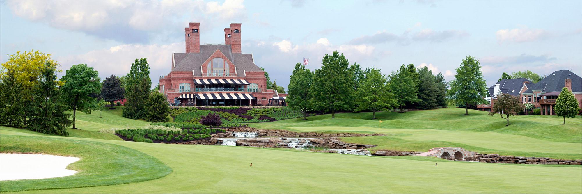 Golf Course Image - Nevillewood No. 18