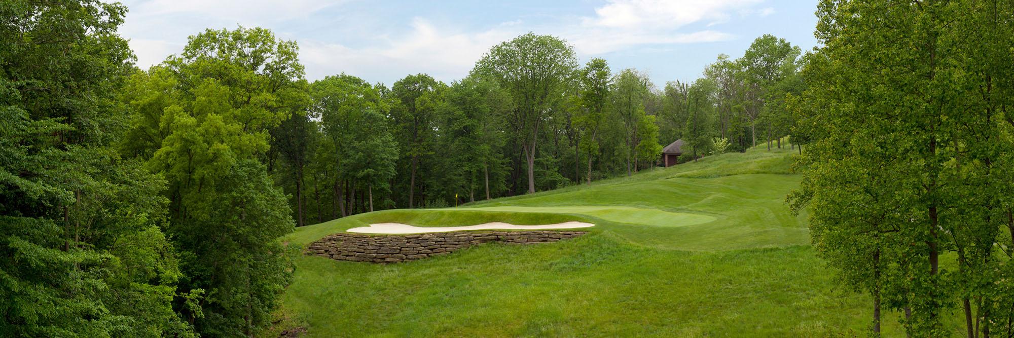 Golf Course Image - Nevillewood No. 5