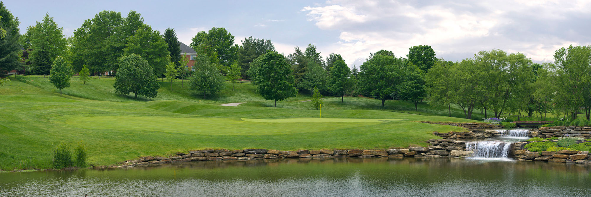 Golf Course Image - Nevillewood No. 9