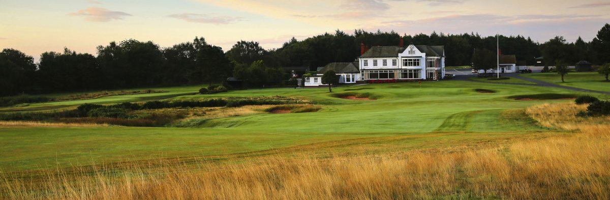 Notts Golf Club No. 18