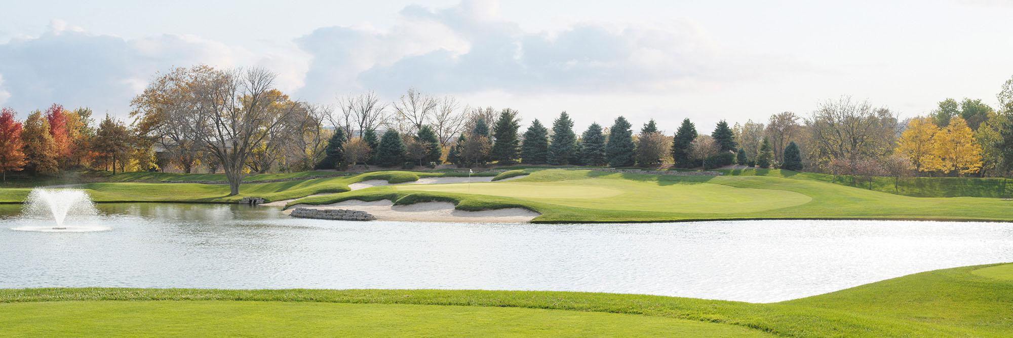 Golf Course Image - Oak Hill No. 2