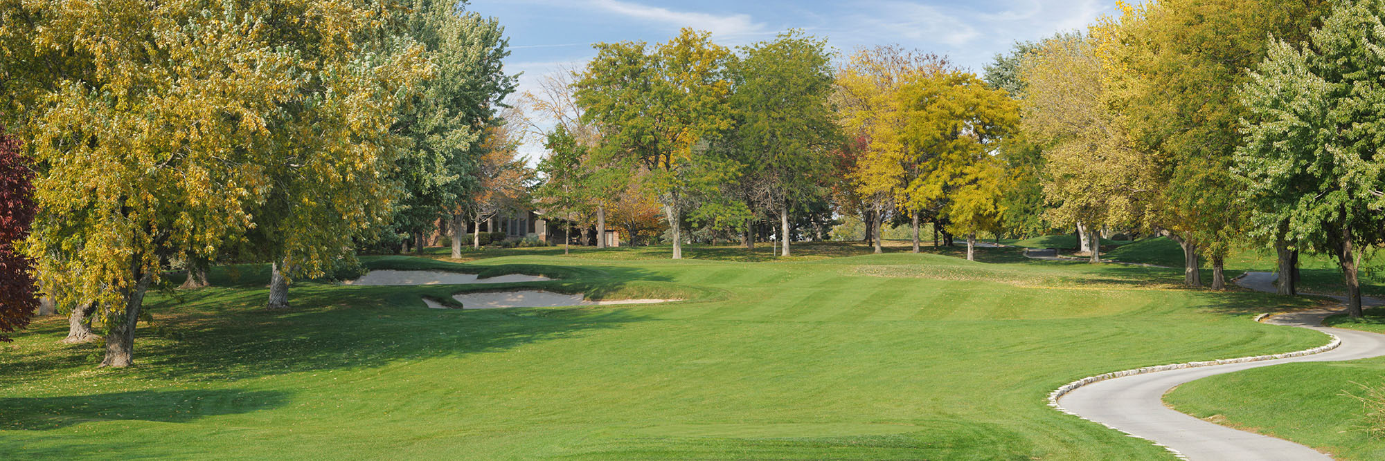 Golf Course Image - Oak Hill No. 4