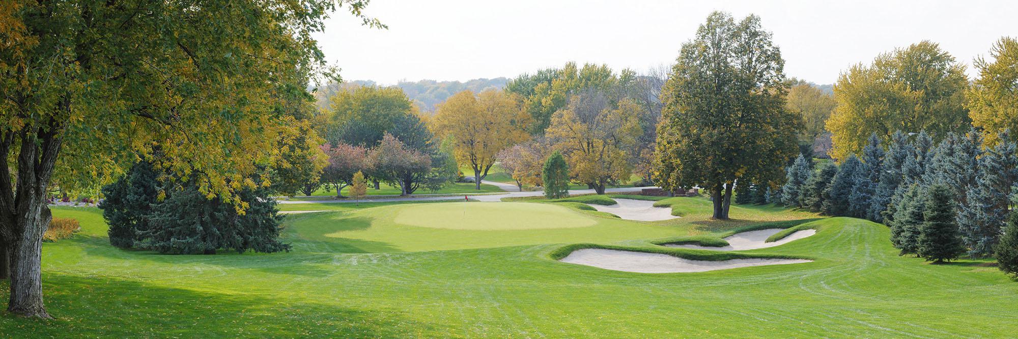 Golf Course Image - Oak Hill No. 9