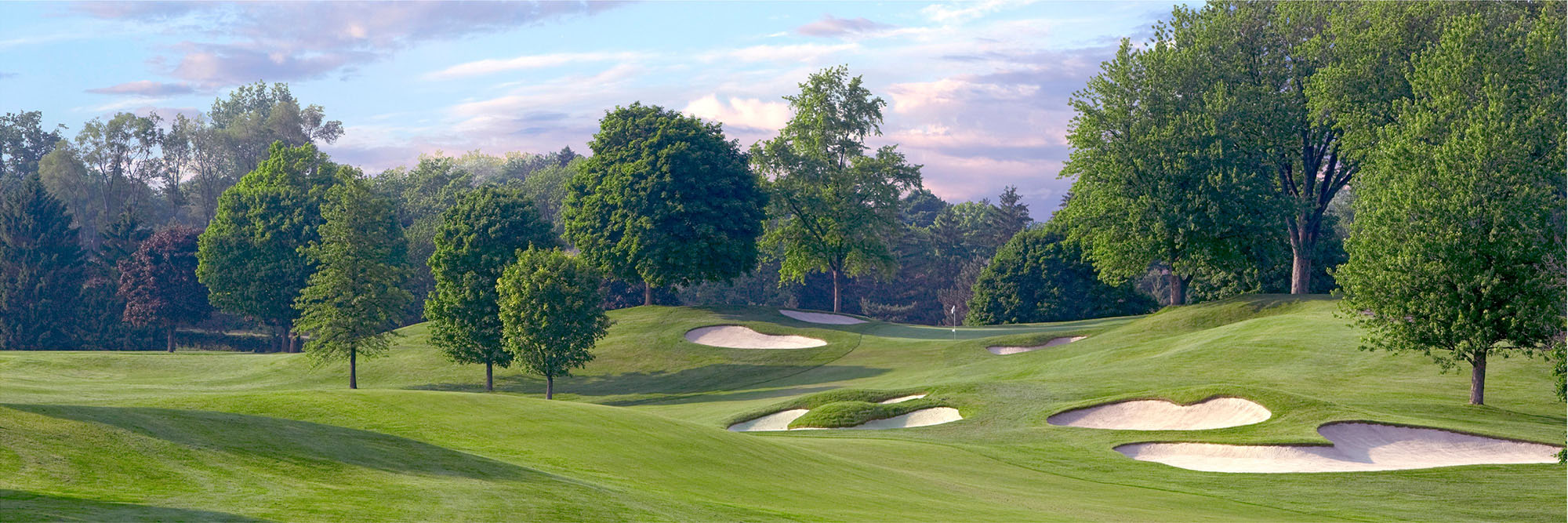 Golf Course Image - Oakland Hills No. 11