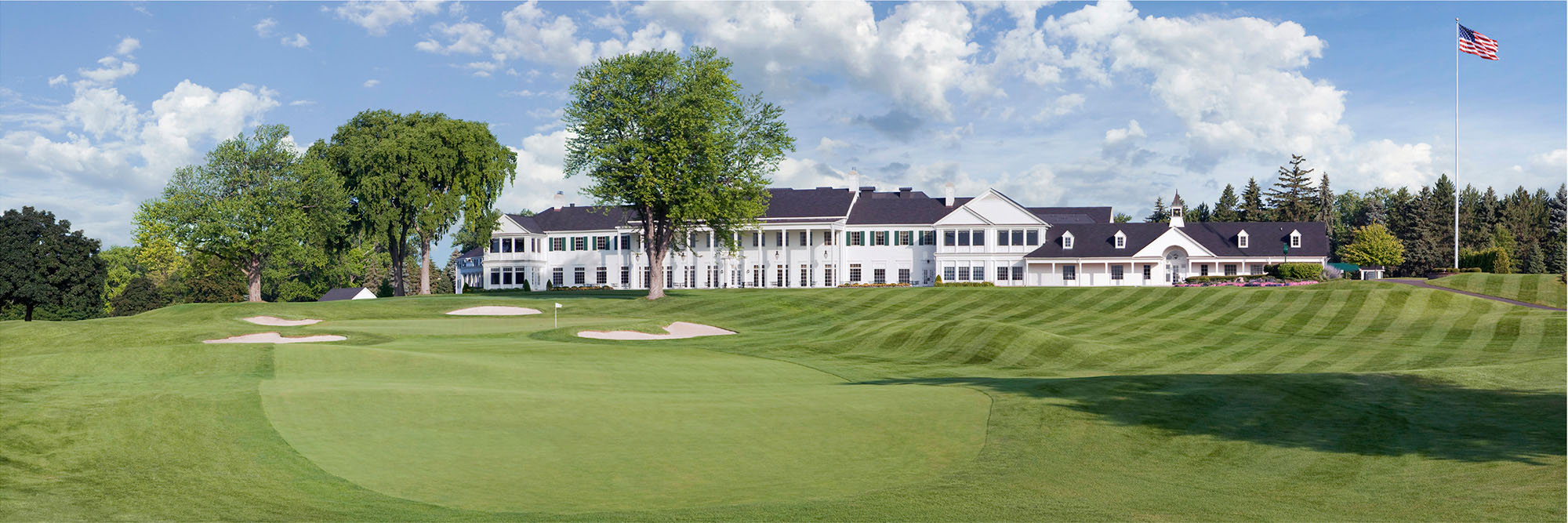 Golf Course Image - Oakland Hills No. 9