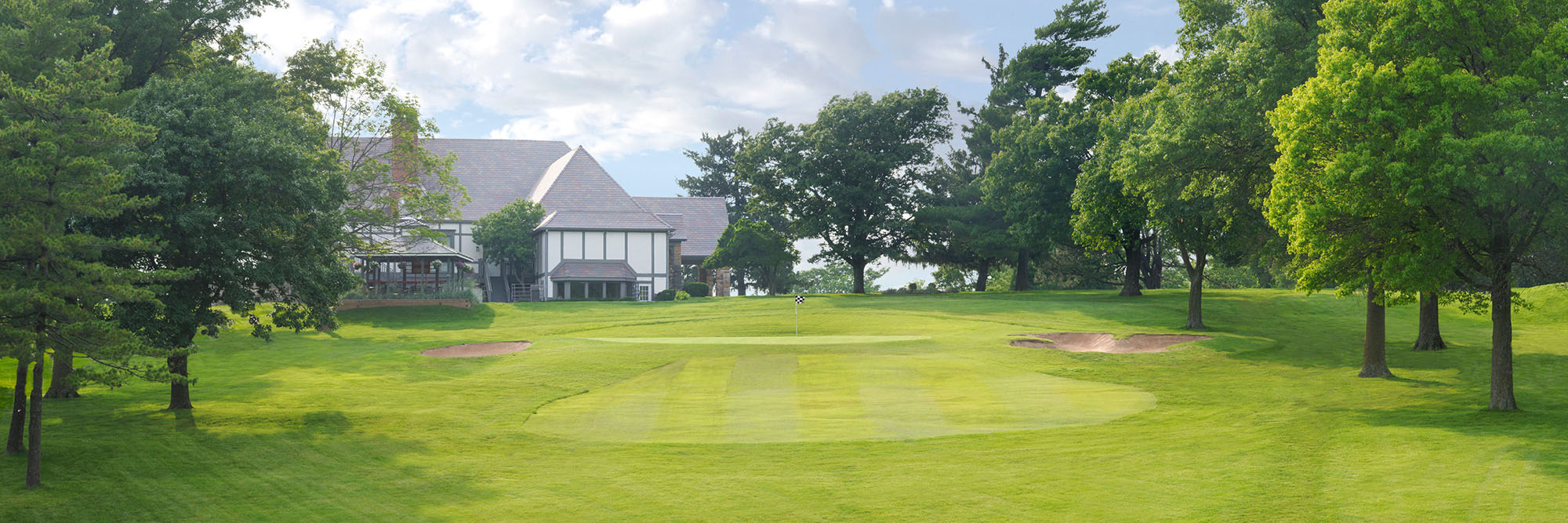 Golf Course Image - Oakwood Country Club No. 13