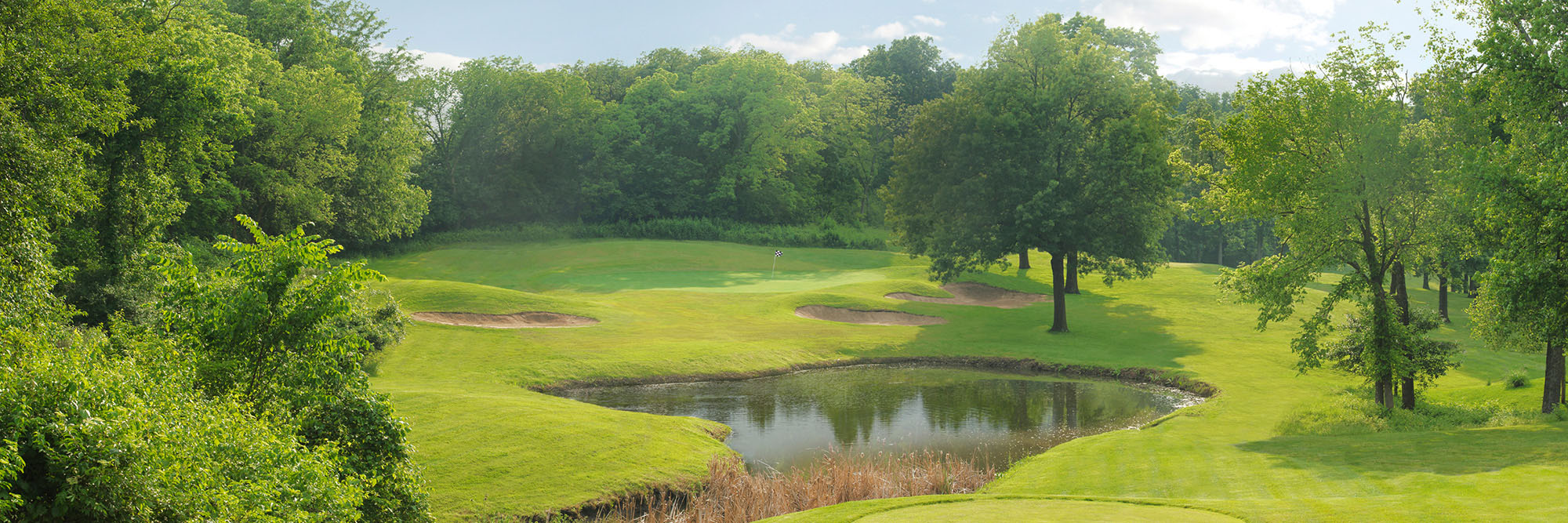 Golf Course Image - Oakwood Country Club No. 16