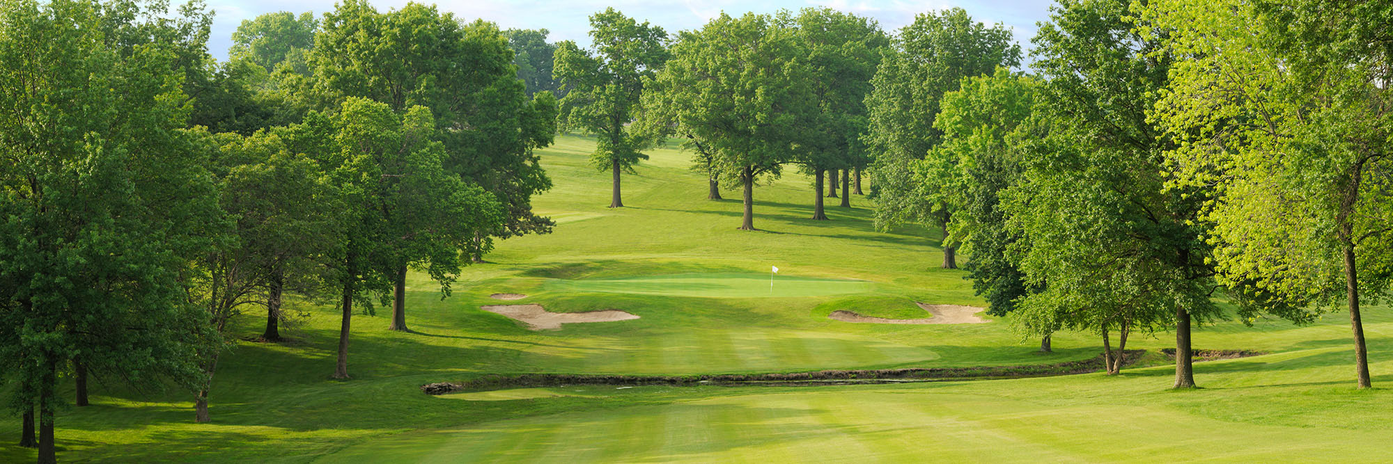 Golf Course Image - Oakwood Country Club No. 17