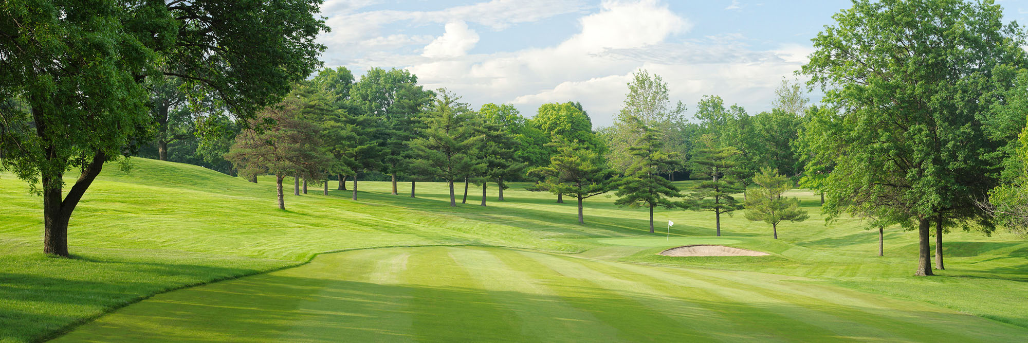 Golf Course Image - Oakwood Country Club No. 18