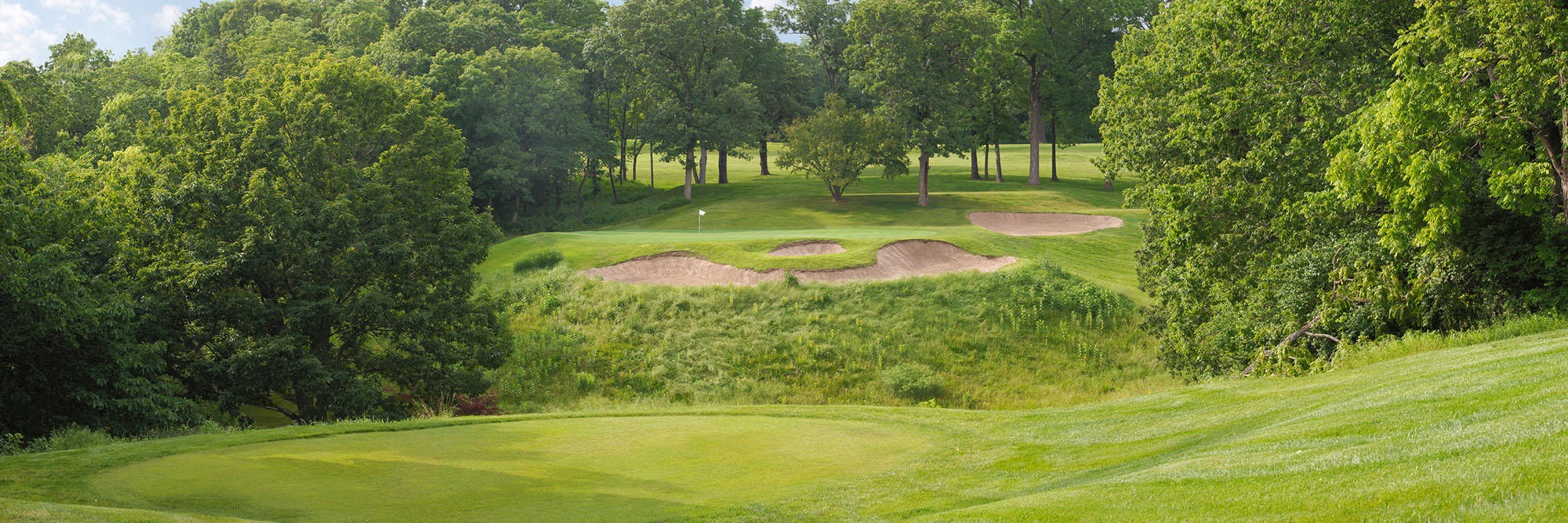 Golf Course Image - Oakwood Country Club No. 7