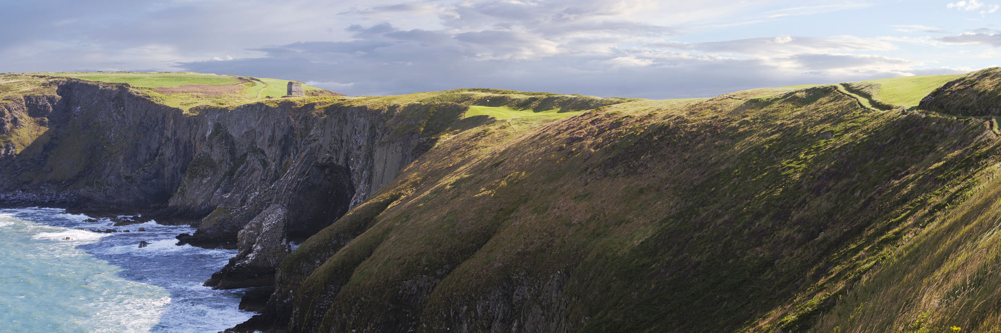 Golf Course Image - Old Head No. 12