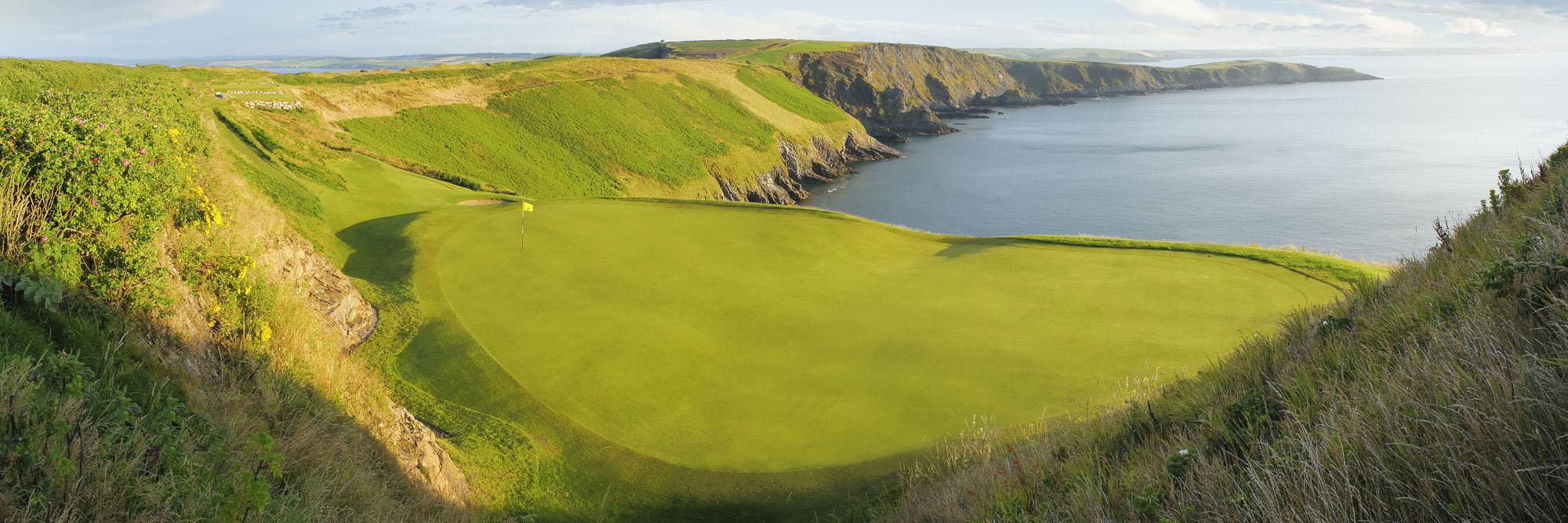 Golf Course Image - Old Head No. 13