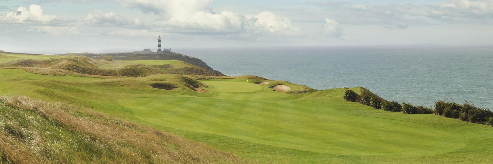 Golf Course Image - Old Head No. 15