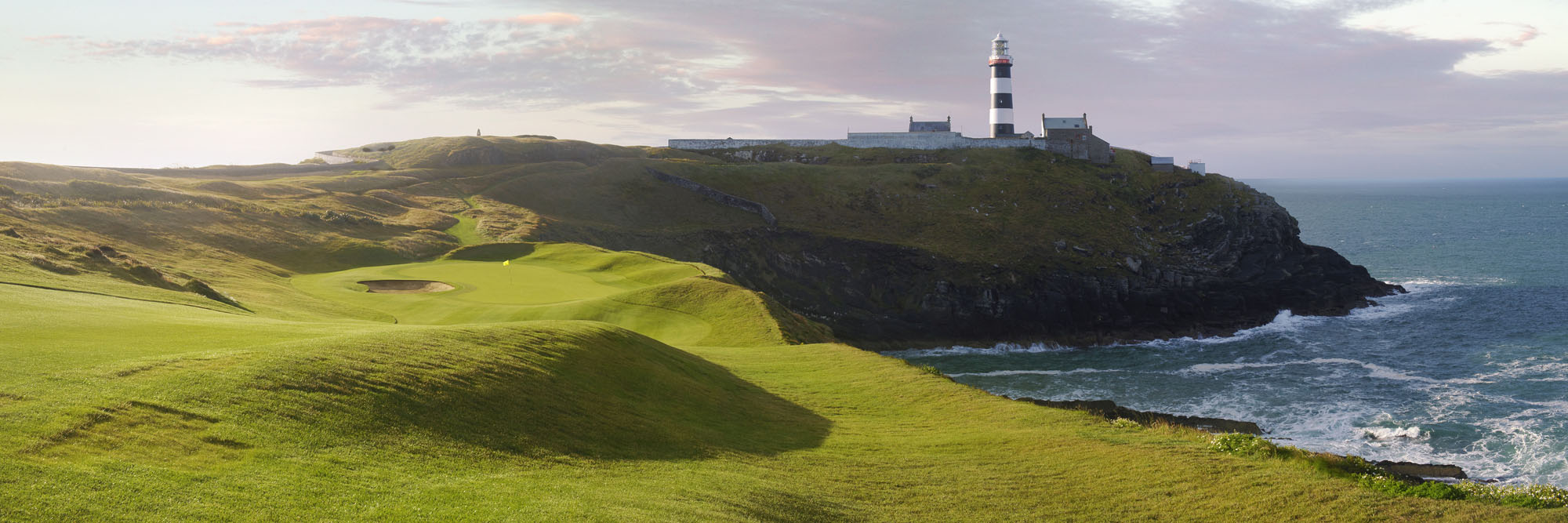 Golf Course Image - Old Head No. 17
