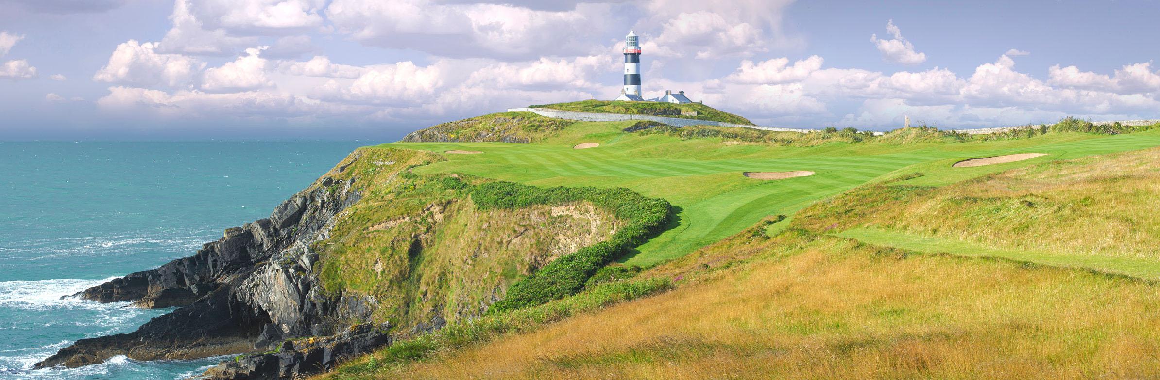 Golf Course Image - Old Head No. 4