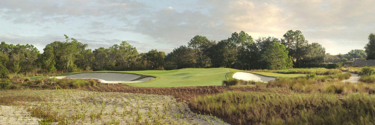 Old Memorial Golf Club No. 11