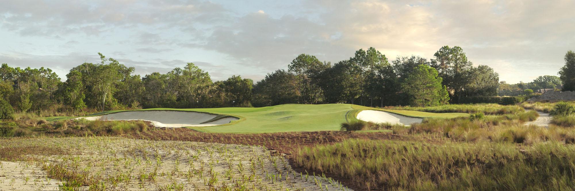 Golf Course Image - Old Memorial Golf Club No. 11