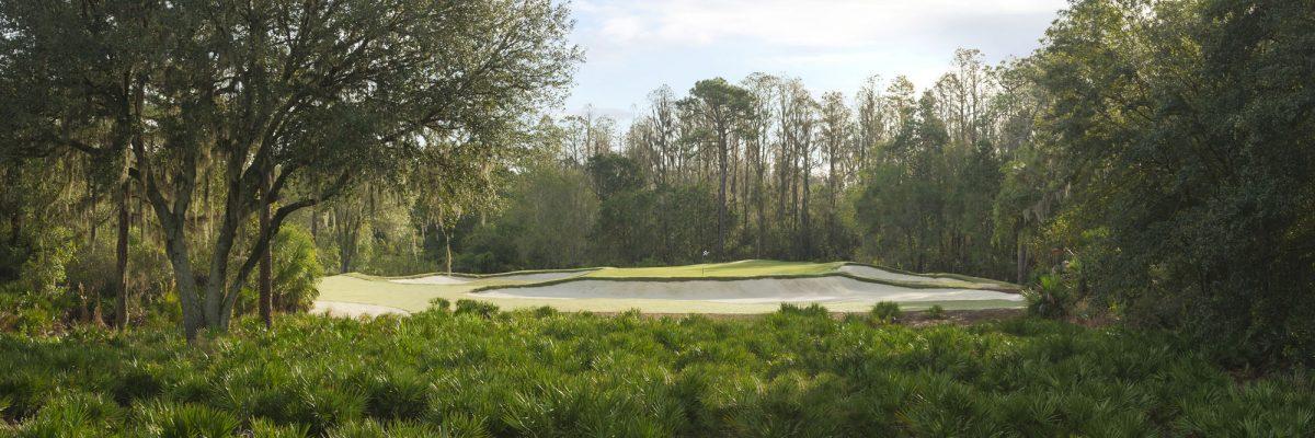 Old Memorial Golf Club No. 17