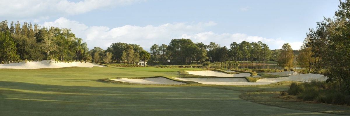 Old Memorial Golf Club No. 1