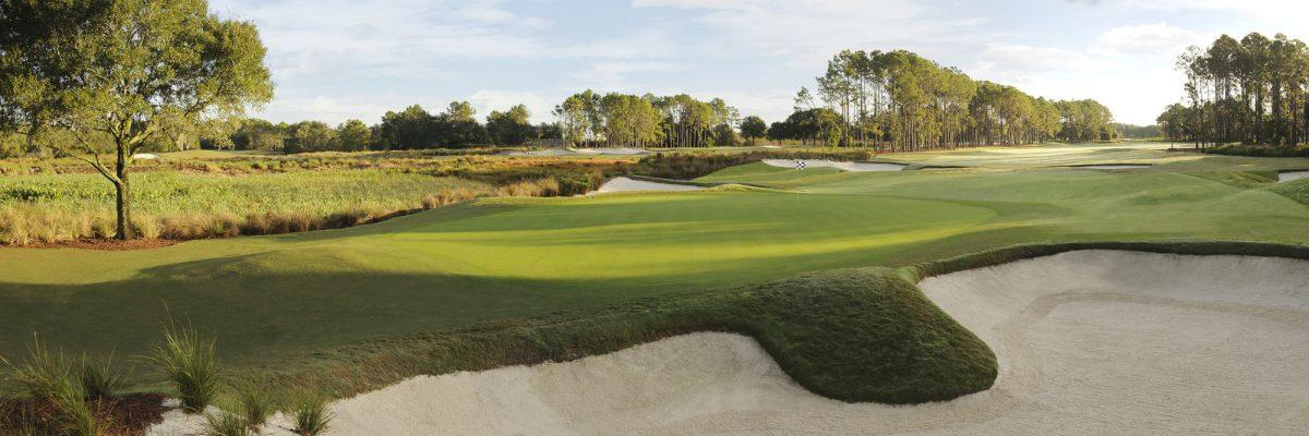 Old Memorial Golf Club No. 2