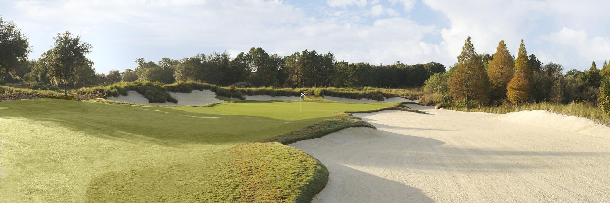 Golf Course Image - Old Memorial Golf Club No. 4
