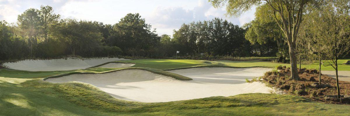 Old Memorial Golf Club No. 6
