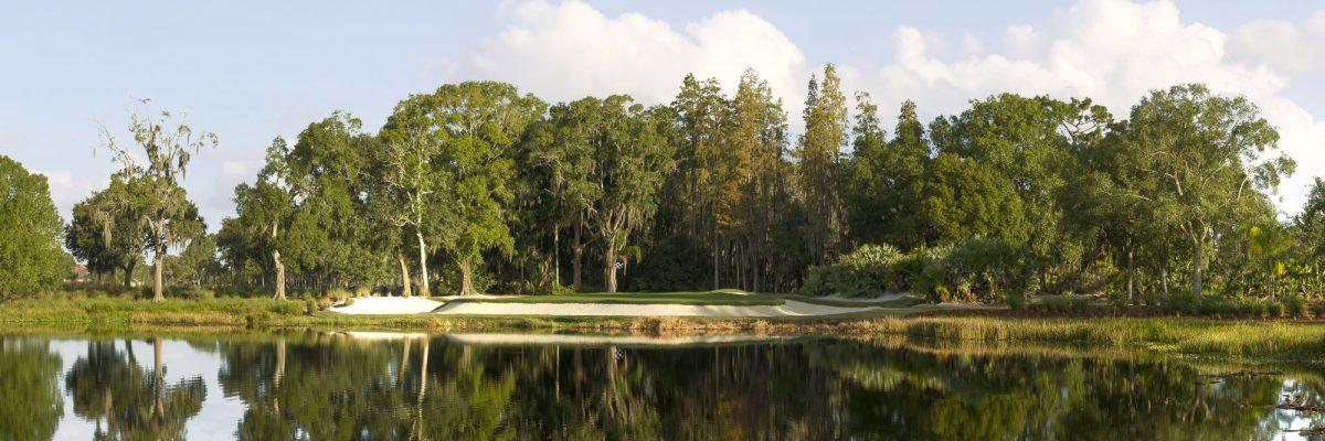 Old Memorial Golf Club No. 7