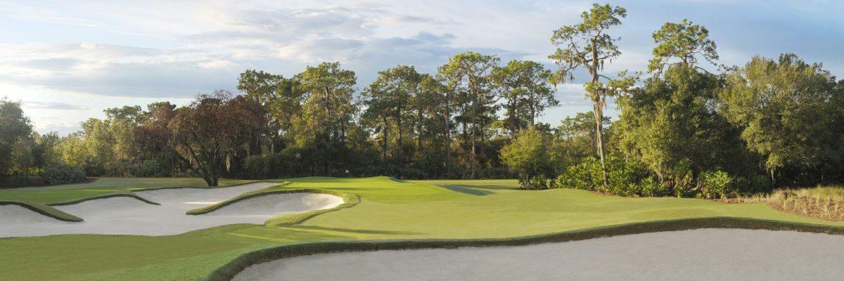 Old Memorial Golf Club No. 8