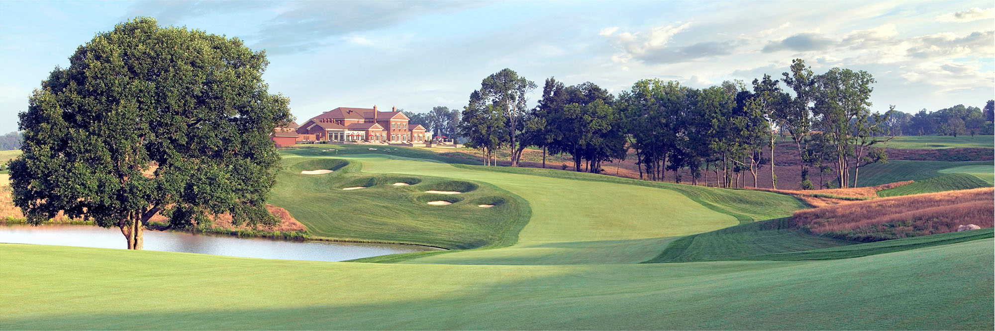 Golf Course Image - Olde Stone No. 18