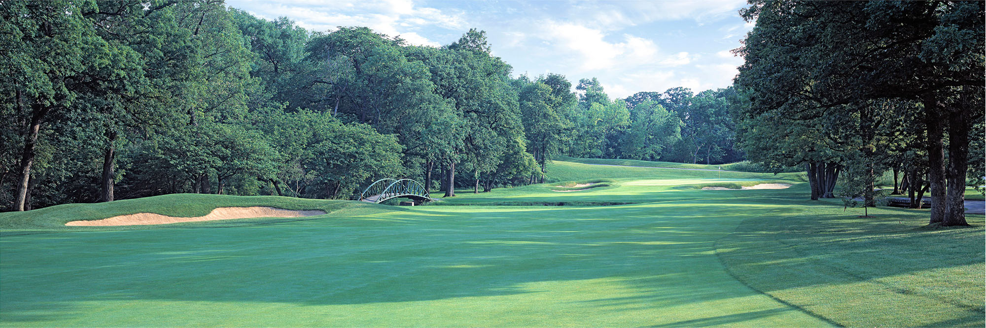 Golf Course Image - Olympia Fields North No. 12