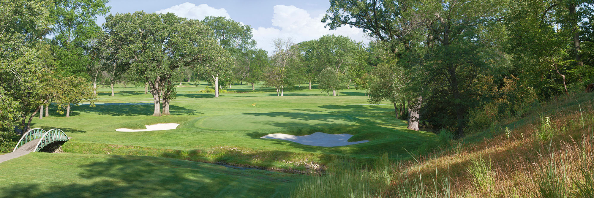 Golf Course Image - Olympia Fields North No. 16