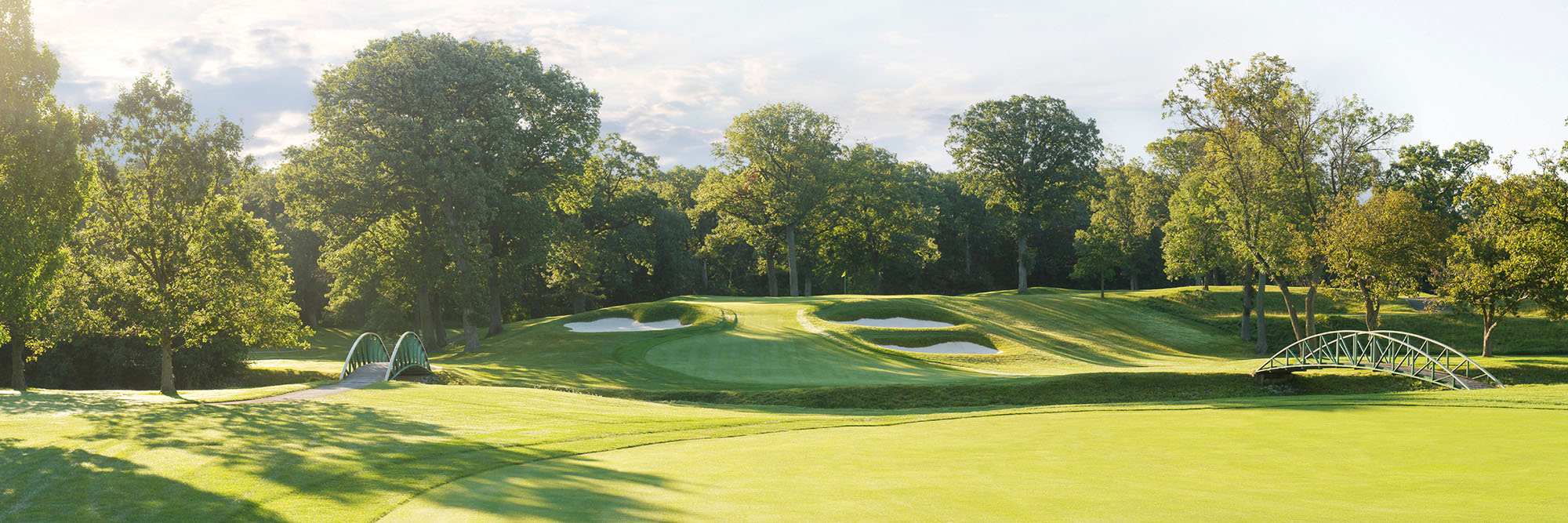 Golf Course Image - Olympia Fields North No. 3