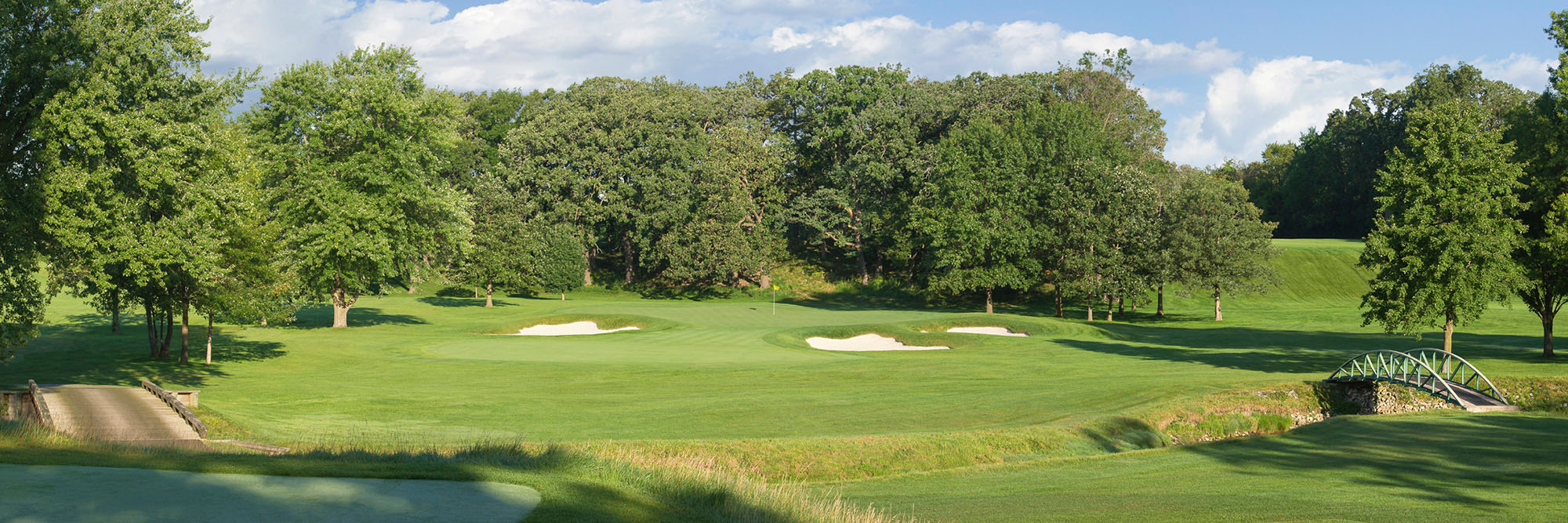 Golf Course Image - Olympia Fields North No. 6