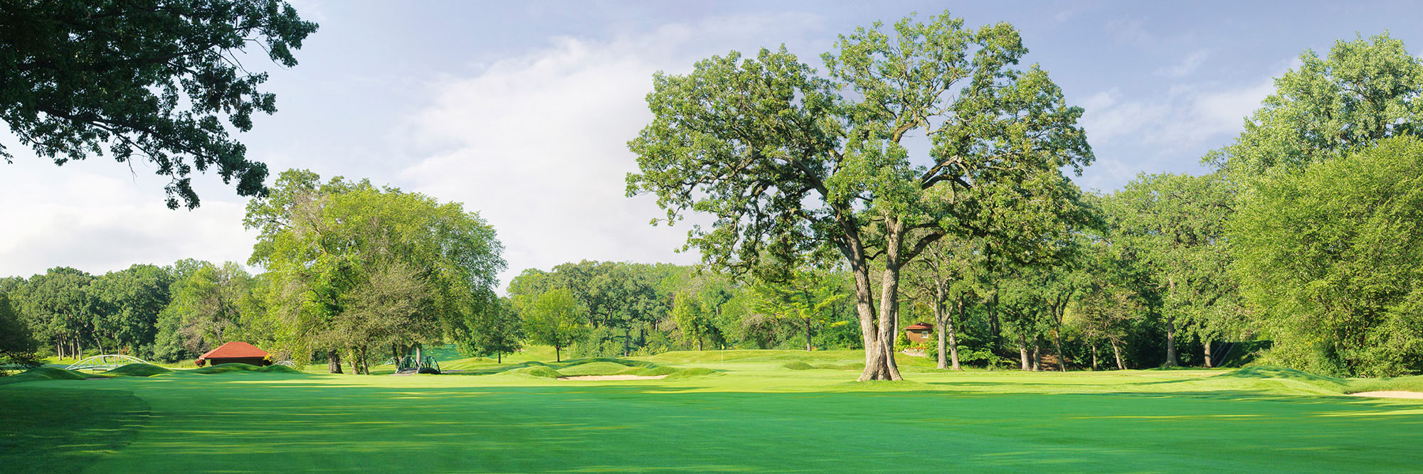 Golf Course Image - Olympia Fields South No. 11