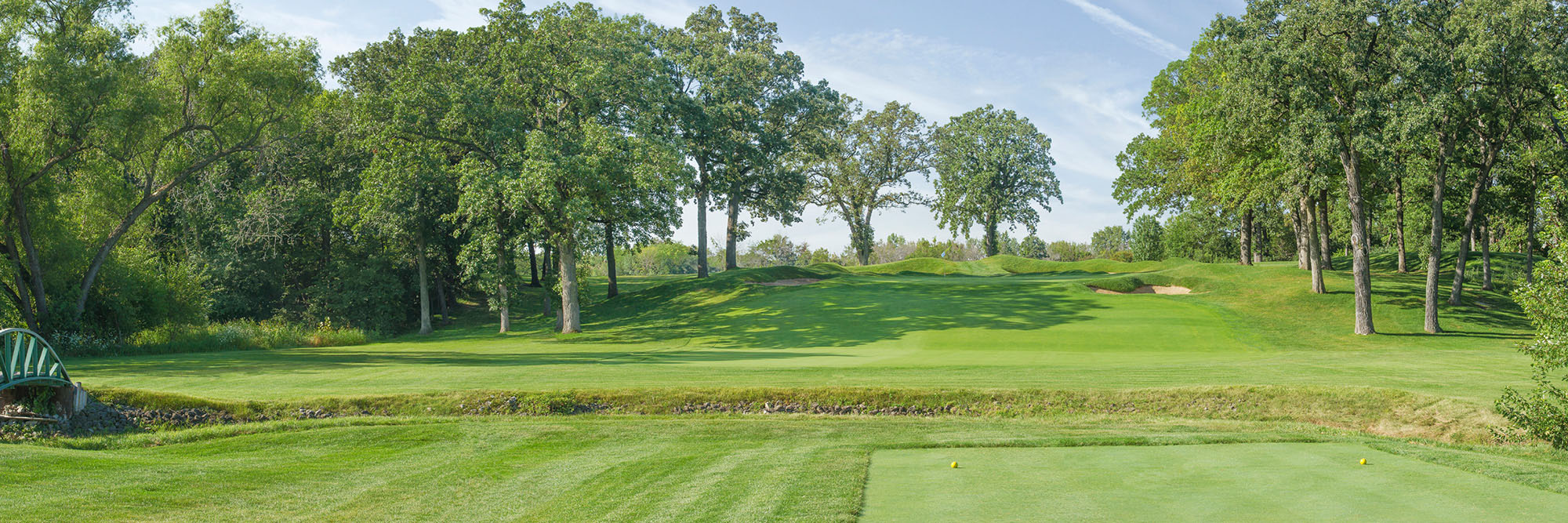 Golf Course Image - Olympia Fields South No. 12