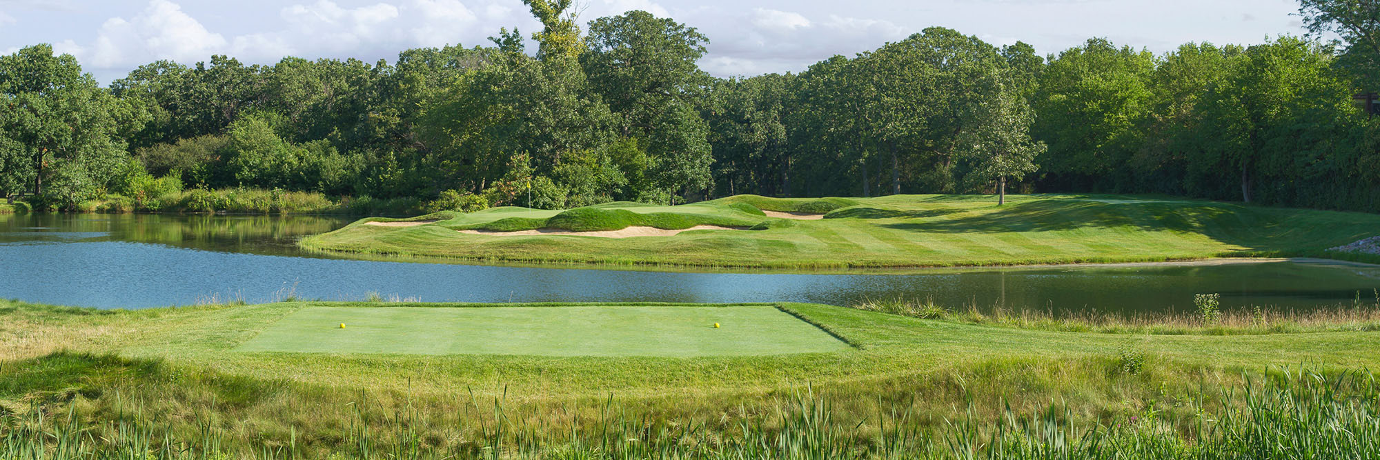 Golf Course Image - Olympia Fields South No. 14