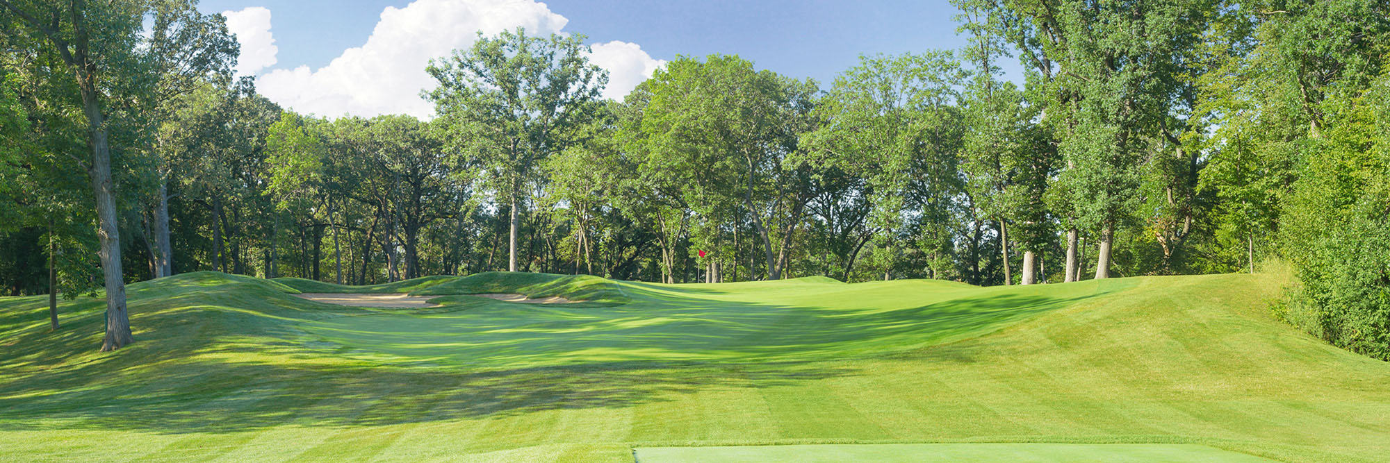 Golf Course Image - Olympia Fields South No. 3