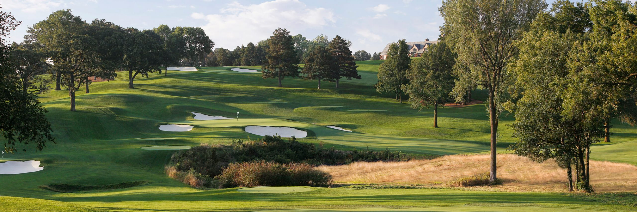 Golf Course Image - Omaha Country Club – Fairway View No. 12