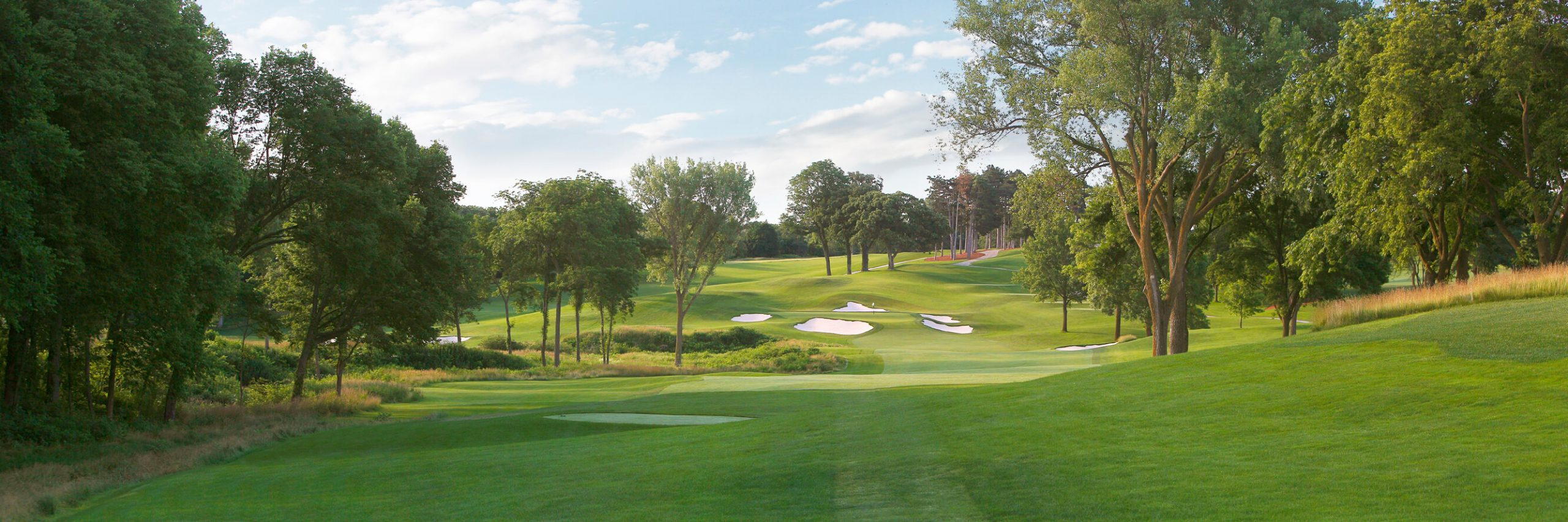 Golf Course Image - Omaha Country Club No. 16