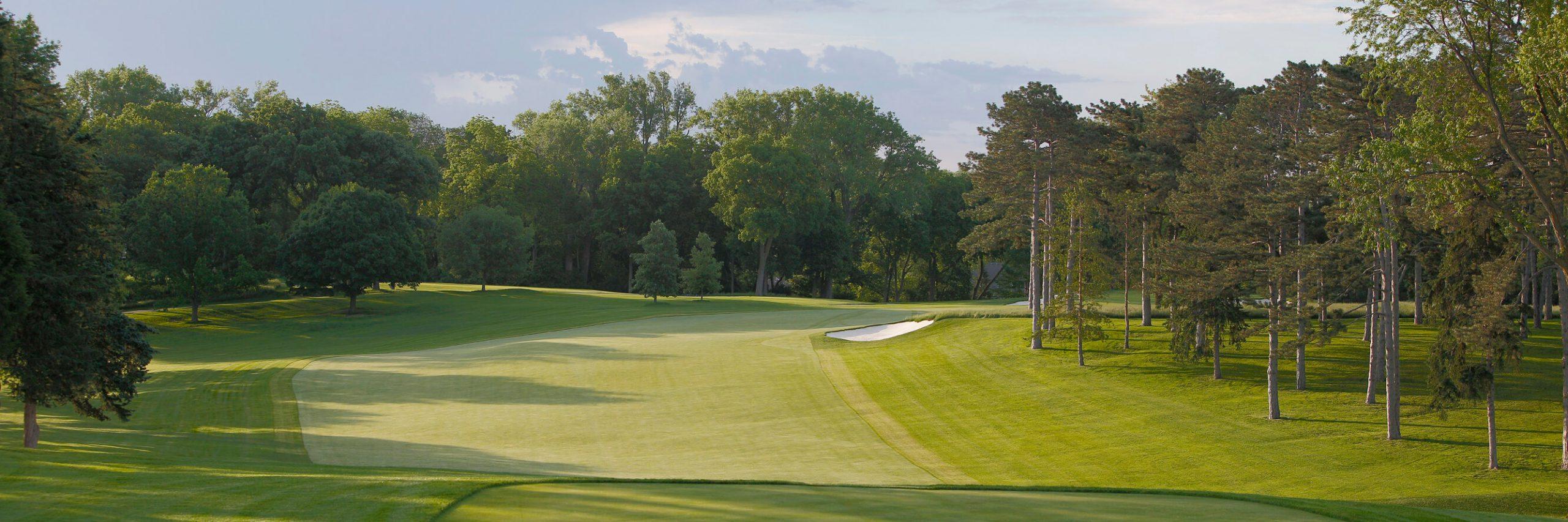 Golf Course Image - Omaha Country Club No. 1