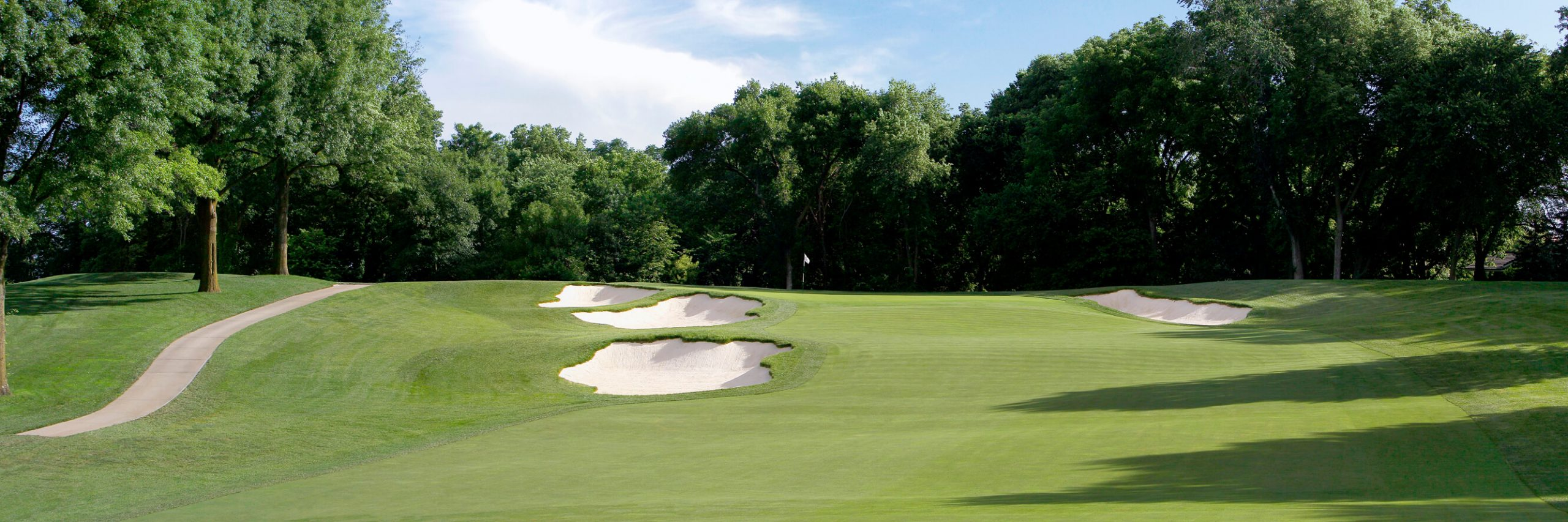 Golf Course Image - Omaha Country Club No. 2