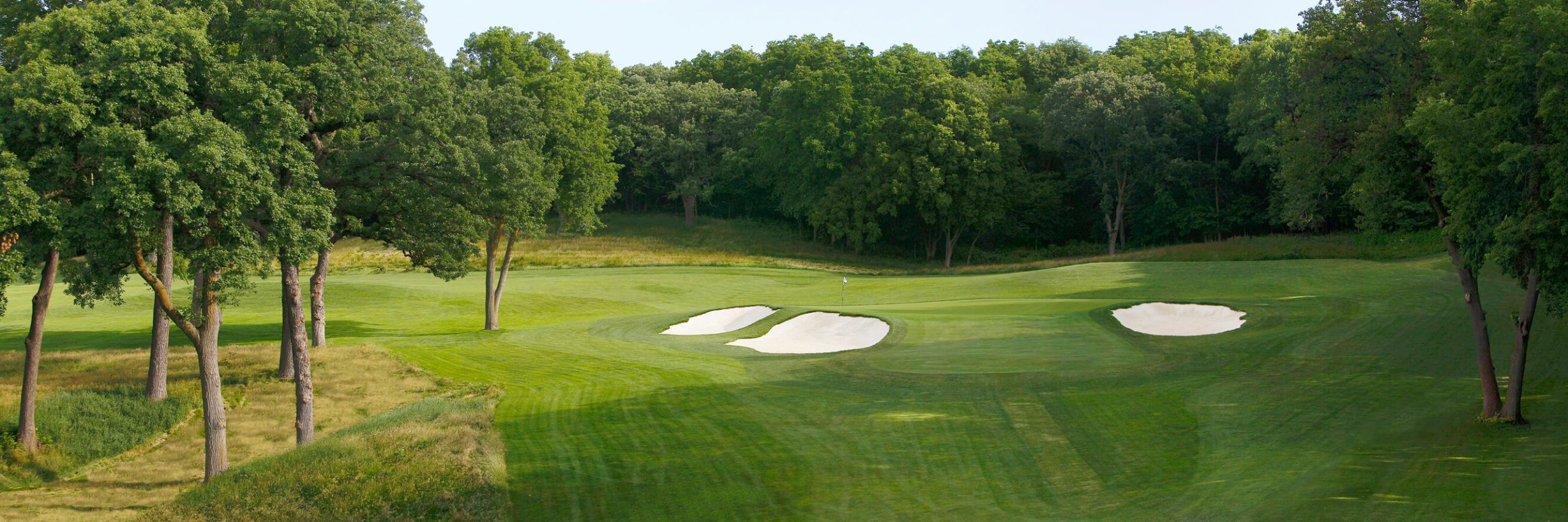 Golf Course Image - Omaha Country Club No. 5