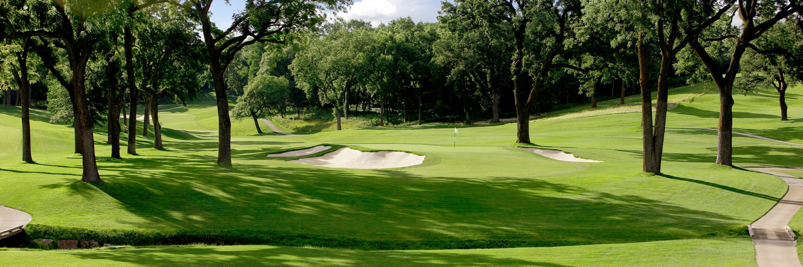 Golf Course Image - Omaha Country Club No. 7