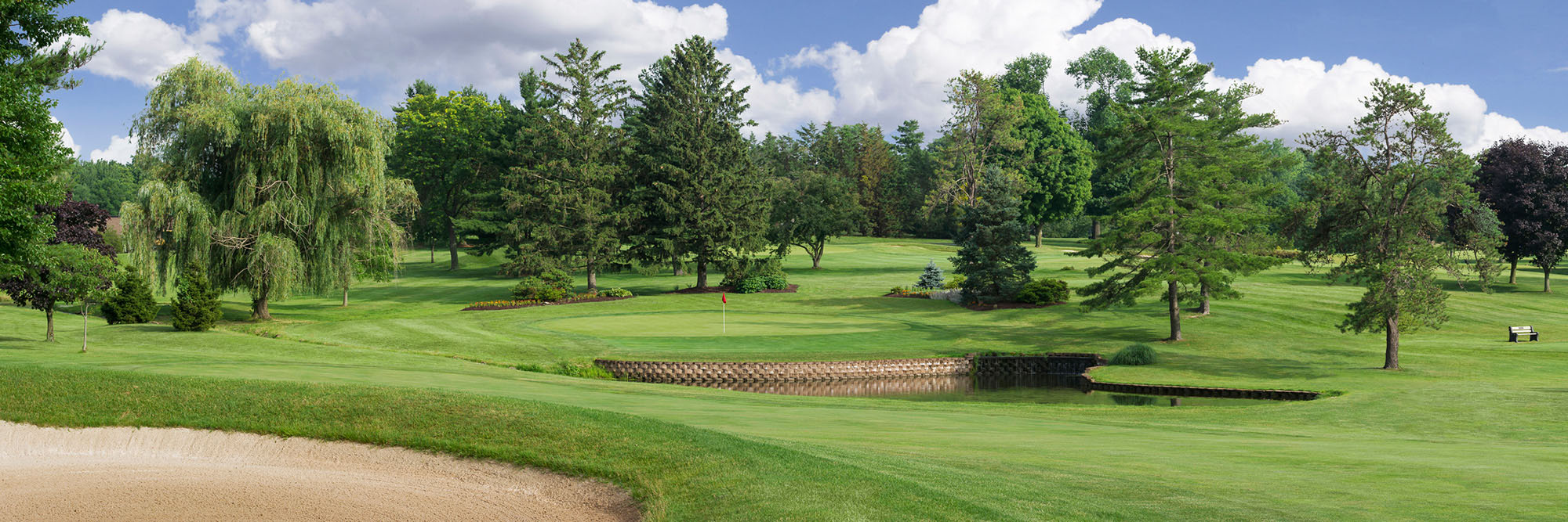 Golf Course Image - Out Door Country Club No. 14