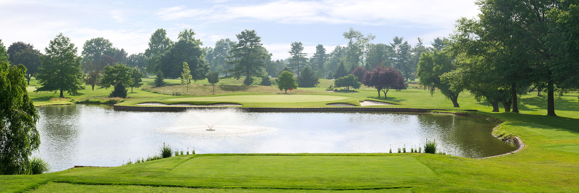 Golf Course Image - Out Door Country Club No. 17